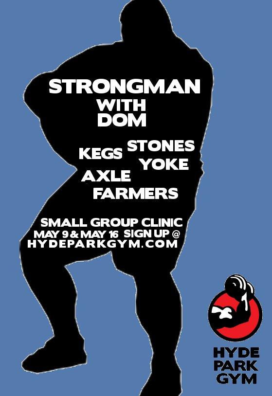 STRONGMAN WITH DOM II