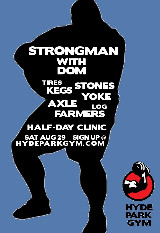 STRONGMAN WITH DOM III