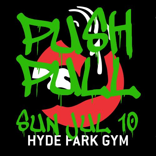 push pool graffiti 2016